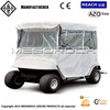 driveable golf cart enclosure for 4 passenger golf carts cover installs