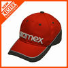 3d embroidery reflective piping baseball hat
