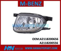 FOG LAMP FOR MERSEDERS BENZ SPRINTER 2006 auto parts 2118200656 RH 2118200556 LH
