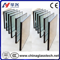 CE Certificate Energy Saving Hollow Low Emissivity Glass
