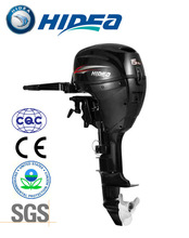 Hidea 4 stroke 15hp outboard motor with remote control assy.