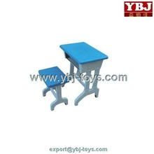 2014 New Children four desks + two stools kids study table chair for sale