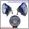 "8.6"" 35W car hid xenon work light offroad spot flood beam DC9~32V IP68"