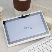 "7"" Single Core Tablet PC Boxchip A13 512MB/4GB Android 4.0 tablet WIFI HDMI Bluetooth 0.3MP/0.3MP android tablet pc charger"