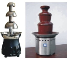 Best selling chocolate fountain machines with 3 layer