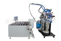 Glue Spreading Machine for Double Glass