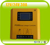 Sunway power factory supply juta solar charge controller 12v 24v 30a directly