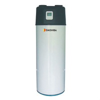 Mini household water heater ,3.6kw, 5.2 kw , 7.2kw carrier heat pump wholesale