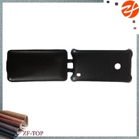 Top quality new arrival leather phone case for Nokia lumia 525