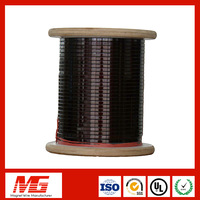 Low Price colored enamel flat aluminium enamelled aluminium wire