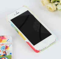 2014 new 3d sublimation phone case with all colors printing SK017