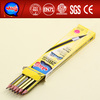 YiWu 7' wooden pencil EN71-3,ASTM D4236 cheap pencil school pen new product