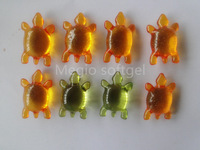 Turtle oil Bath bead capsule for shower bath