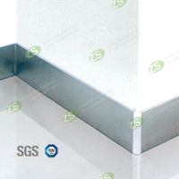 Wall Stainless Steel Skirting Board for Decoration