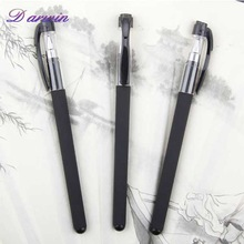 Best quality and cheap office supply plush pen with gel ink refill