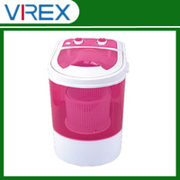 2014 New Product Single Tub Automatic Portable Mini Washing Machine