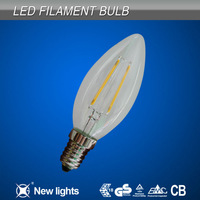 LED Filament Bulb wide angle smart very small led light