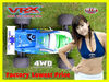 1/8 Scale Gas Powered RC Truck Car, 4WD Racing Model RC Car