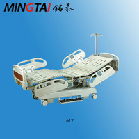 hospital furniture, hospital ICU bed with lateral tilt function