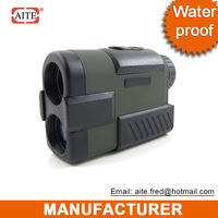 water proof 6*24 400mt Laser Golf rangefinder hot mms hunting camera outdoor