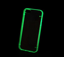 Cheap mobile phone case glow in the dark case for iPhone 5