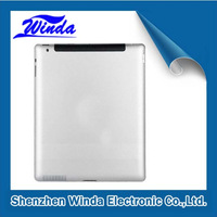 china supplier wholesale for the new ipad 3 back cover housing replacement