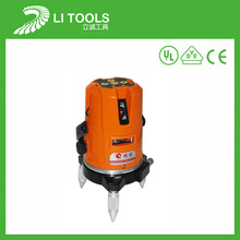 High precision and stability laser level meter