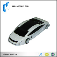 beautiful car toy prototype or mock up or model factory directly