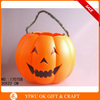 Hot Sale Plastic Halloween pumpkin bucket,Halloween bucket