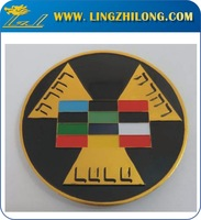 Promotion Custom Metal Car Emblems And Badges