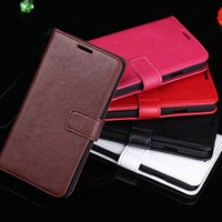 magnetic case skin for samsung galaxy note 3 leather mobile phone case