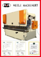 High Quality Cheap Prices WC67Y-100 plate bending machine drawing