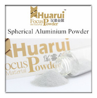 Al powder Spherical Aluminum powder used for Conductive paste (solar cell, ohm resistor)