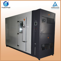 High stability walk in climatic test machine