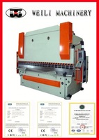 High Quality Cheap Prices WC67Y-100 cnc/nc hydrualic plate bending/cnc hydraulic press brake for sale