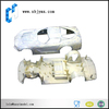 rapid prototype cnc machined spare small plastic model car parts