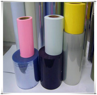 PVC rigid film for blister package, medical package