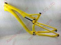 Downhill MTB bike carbon frame full suspension frame mtb 29