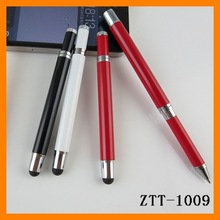2014 New Cheap Feature Mobile Phone Stylus Ballpoint Pen Wholesale ZTT-1009