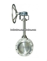 PVC/CPVC Type 57 LIS Worm Gear Butterfly Valves, Gear Operators Butterfly Valve, Worm Gear Butterfly Valve