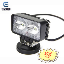 New LED 2014 auto 20W LED work light for tractor offroad vehicles JG-6020