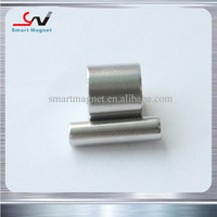 China supplier customized high 12000 gauss rare earth cylinder magnet