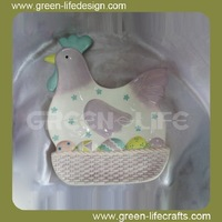 Chicken shape plate dish for sale