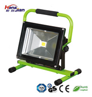 led flood lights with battery