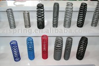 motorcycle suspension spring