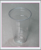 Plastic cup for ice cream, sundae, yogurt, juice, smoothie