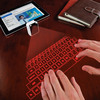 modern led laser keyboard design laptop keyboard light