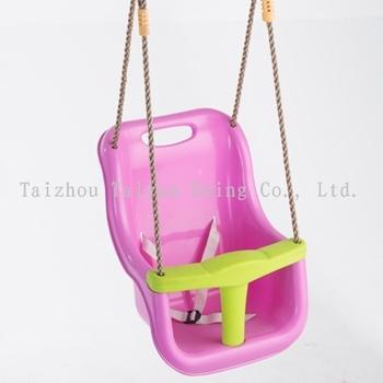 Outdoor plastic baby indoor swing seat buy outdoor for Indoor swing seat
