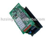 Temperature controller and monitor(PCB,PCBA,LED)
