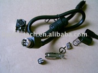 s video cable/mimi 4 pin cable/video cable